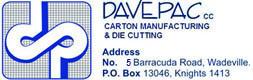 DavePac Logo